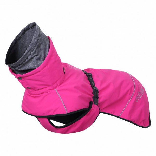 "Hunde Wintermantel ""Warm-Up"" pink"